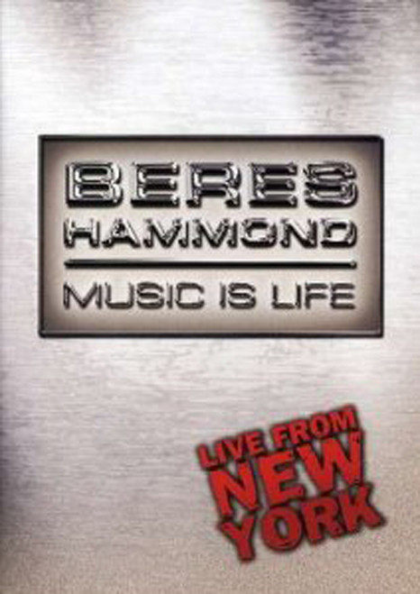 Live From New York - Beres Hammond (DVD)