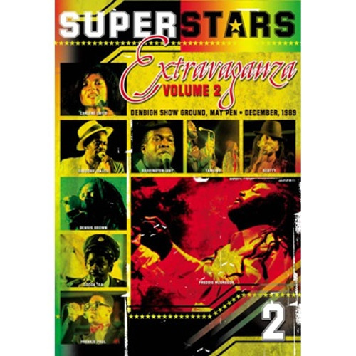 Super Stars Extravaganza Vol.2 - Various Artists (DVD)