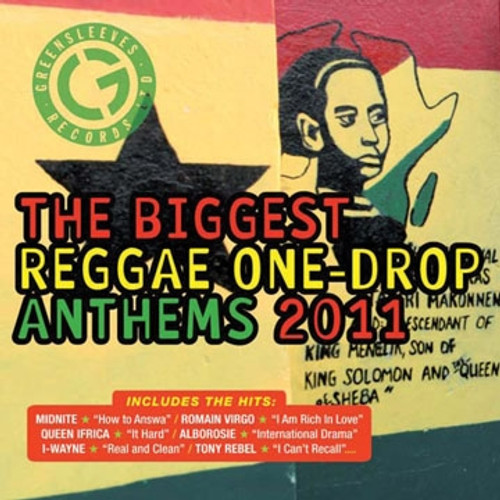 Biggest Reggae One Drop Anthems 2011 - Various Artists