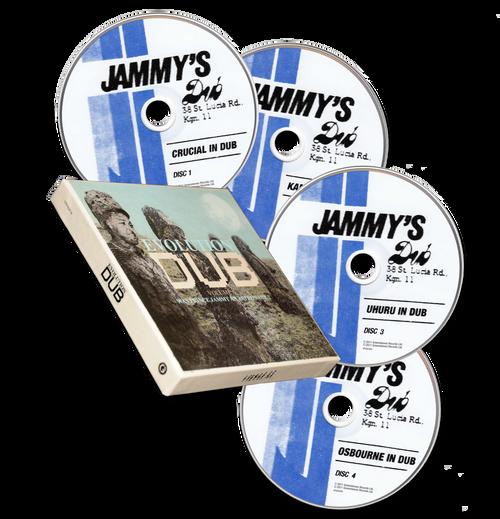 Evolution Of Dub Vol.6-prince Jammy An Astronaut - Prince Jammy