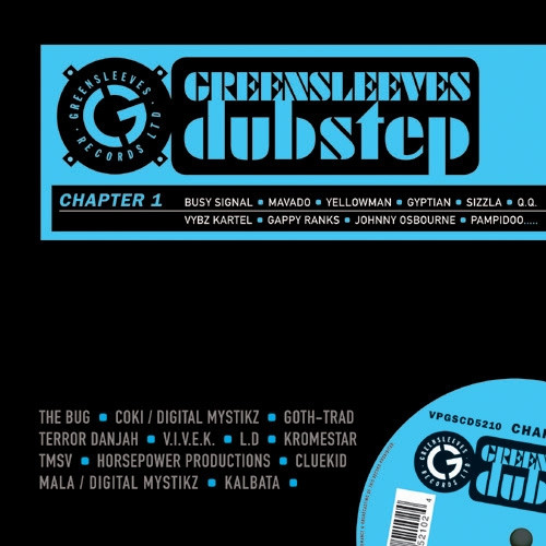 Greensleeves Dubstep Chapter 1 - Various Artists