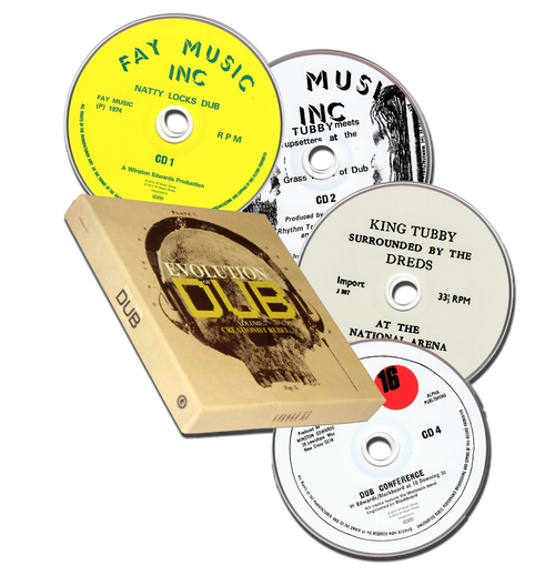 Evolution Of Dub 7 (4cd Box Set) - Various Artists