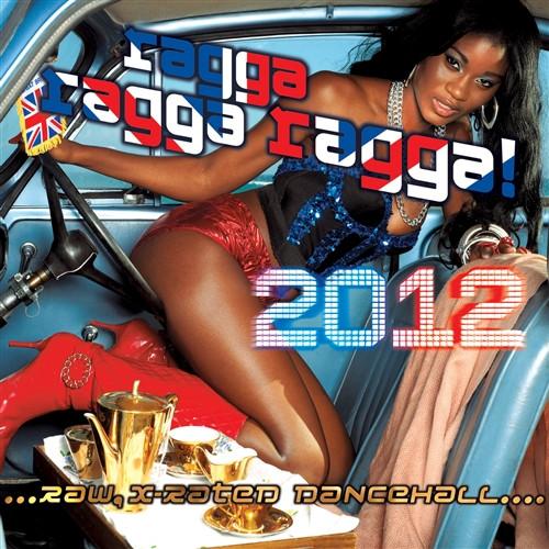 Ragga Ragga Ragga 2012 (Cd/dvd) - Various Artists