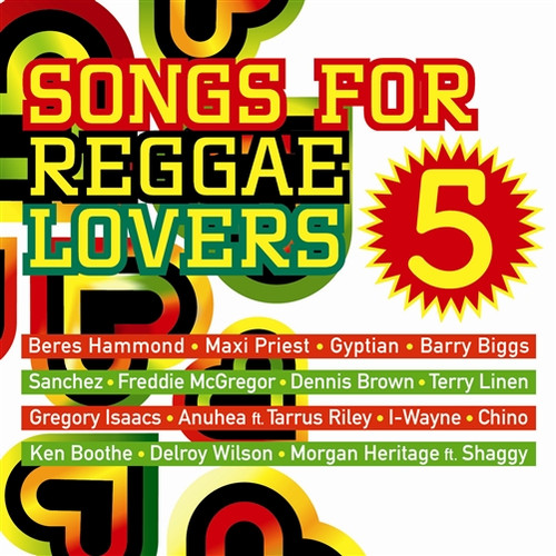 Songs For Reggae Lovers 5 - Various Artists