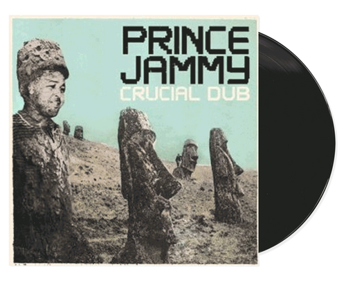 Crucial In Dub - Vinyl Edition - Prince Jammy (LP)