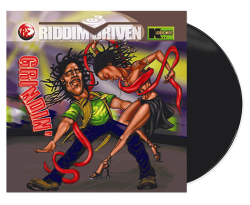 Grindin - Riddim Driven - Various Artists (LP)