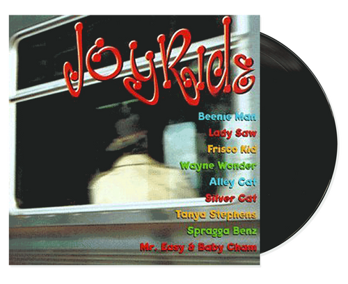 Joy Ride - Various Artists (LP)