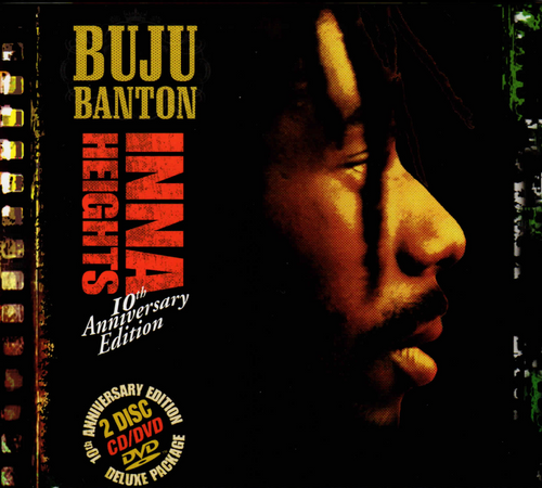 Inna Heights 10th Anniversary Edition (Bonus Dvd - Buju Banton