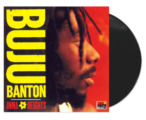 Inna Heights - Buju Banton (LP)