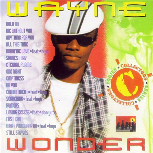 Collectors Series Wayne Wonder - Wayne Wonder