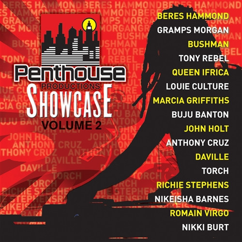Penthouse Showcase Vol.2 - Various Artists