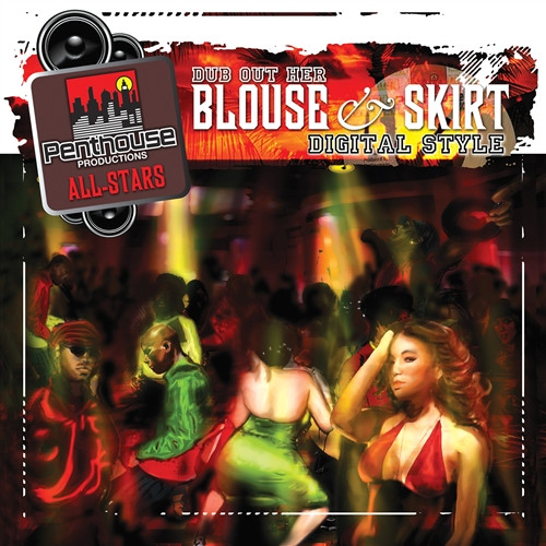 Dub Out Her Blouse & Skirt - Various Artists