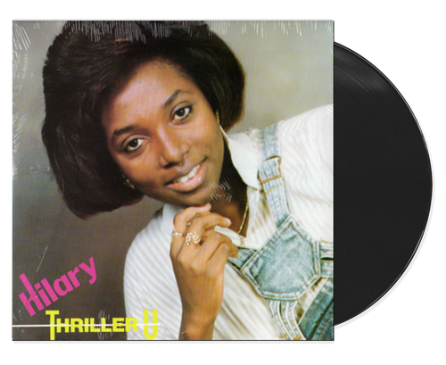 Hilary - Thriller U (LP)