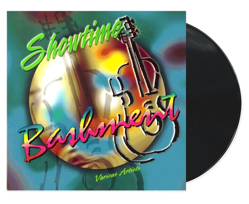 Showtime Bashment - Various Artists (LP)