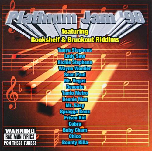 Platinum Jam 98 - Various Artists