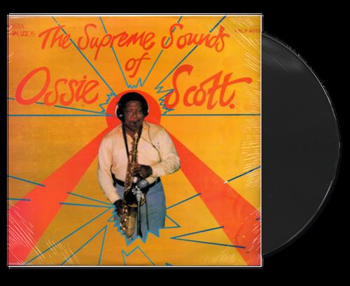 Supreme Sounds - Ossie Scott (LP)