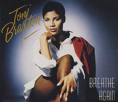 Breathe Again:the Best Of - Toni Braxton