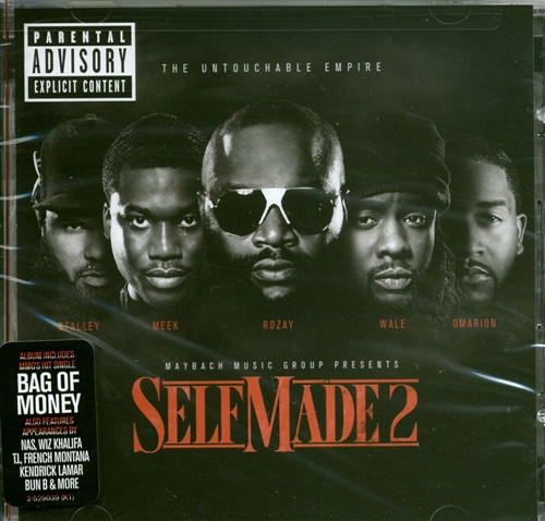 Mmg Presents: Self Made Vol.2 - Mmg Presents