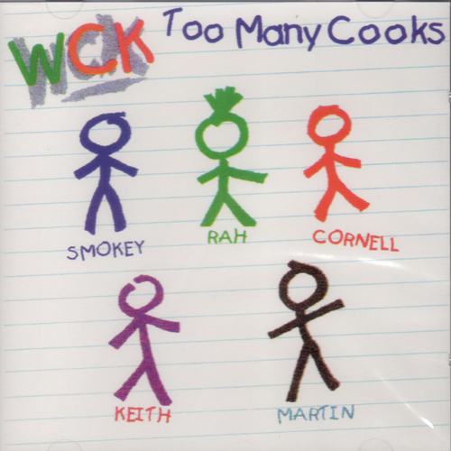 Too Many Cooks - Various Artists