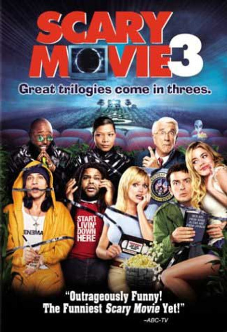 Scary Movie 3 - Various Artists (DVD)