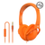 Orange MQbix Headphone W /mic