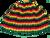 Rasta Beanie - Cap