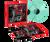 Liquid Swords Marvel Variant Covers  2lp - Genius (LP)