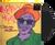 Strums The Blues - Lightnin' (LP)