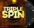 Triple Spin Vol.1 - Various Artists (LP)