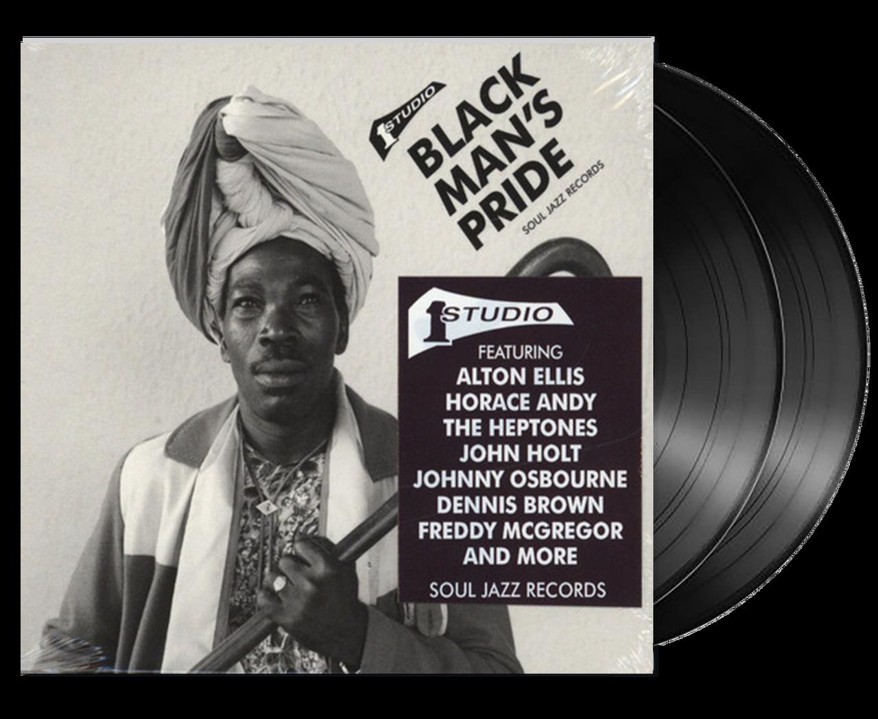 Image of Black Man's Pride 2lp - Various Artists (LP)