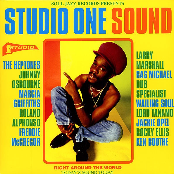 Image of Studio One Sound - Various Artists