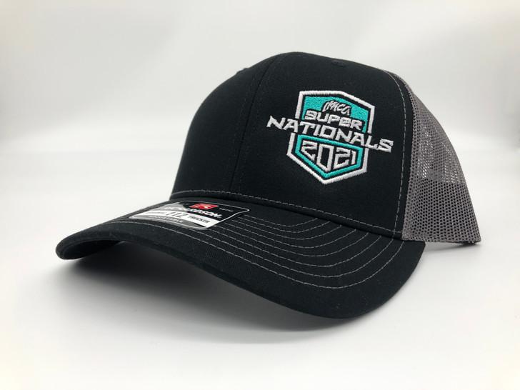 2021 Super Nationals Snapback Hat - Aqua