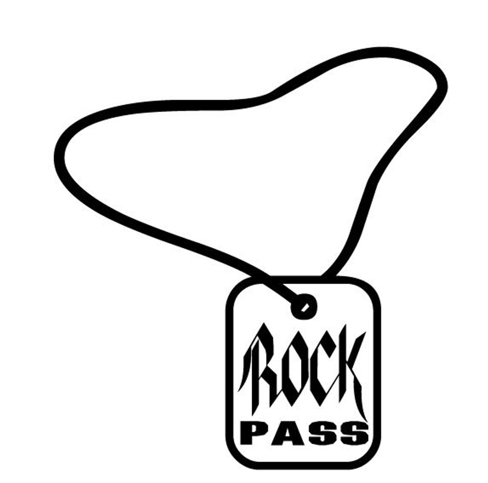 Rock Pass Car Decal