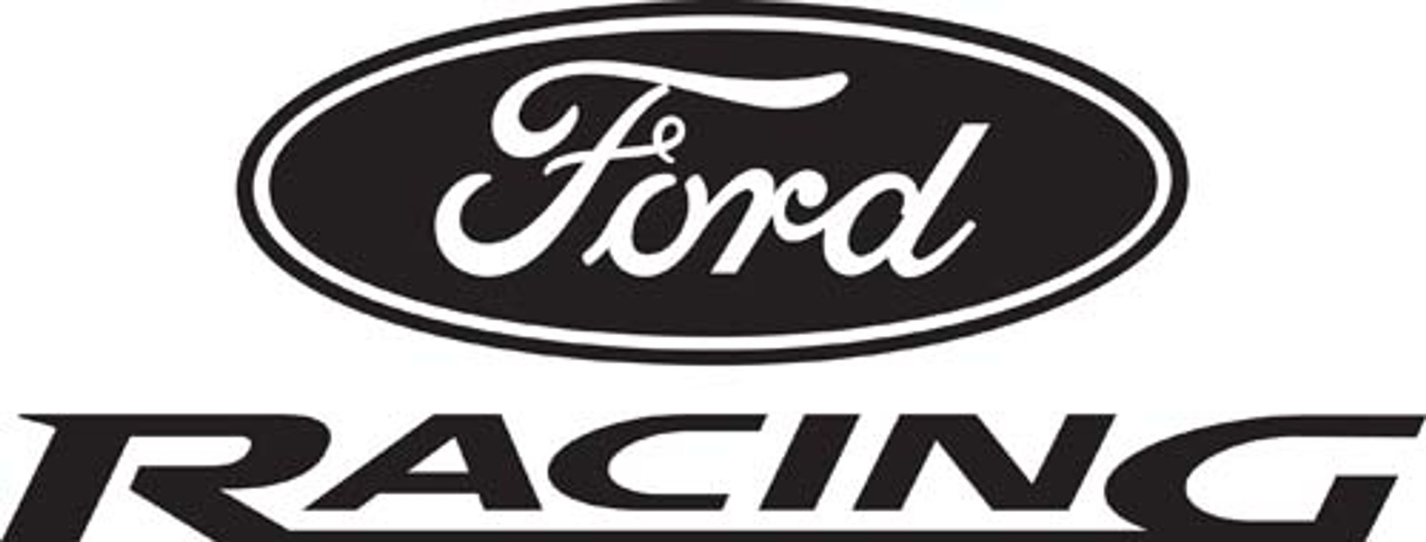 Ford Racing Decal