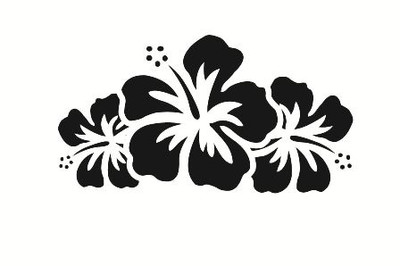 flower decals, nature decals, garden decals, car decals, car stickers, decals for cars, stickers for cars, window stickers, vinyl stickers, vinyl decals