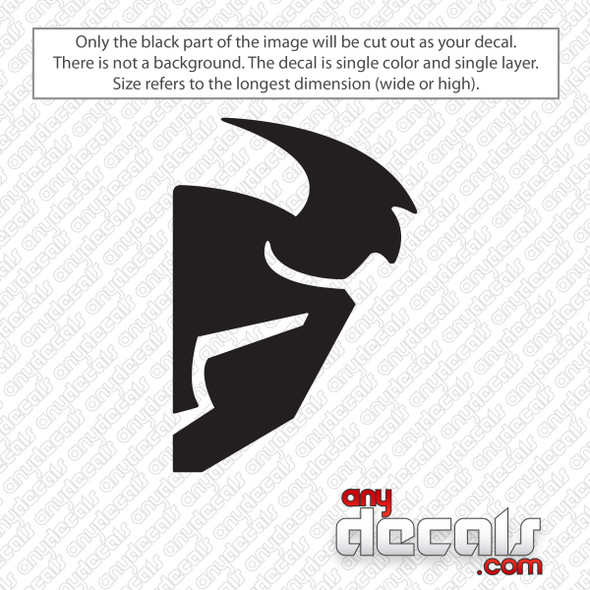 Thor Emblem Sticker Decal