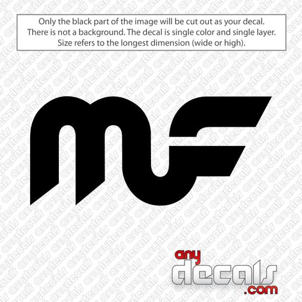Magnaflow Logo Decal Sticker
