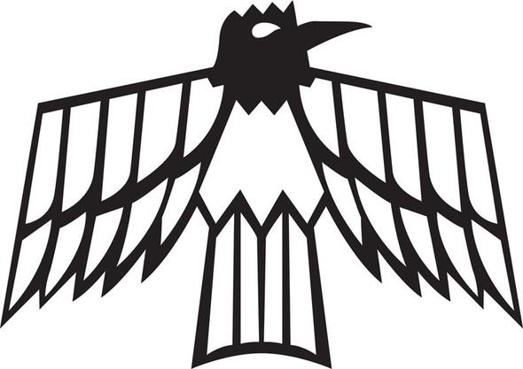 Pontiac Firebird Emblem Car Decal Sticker