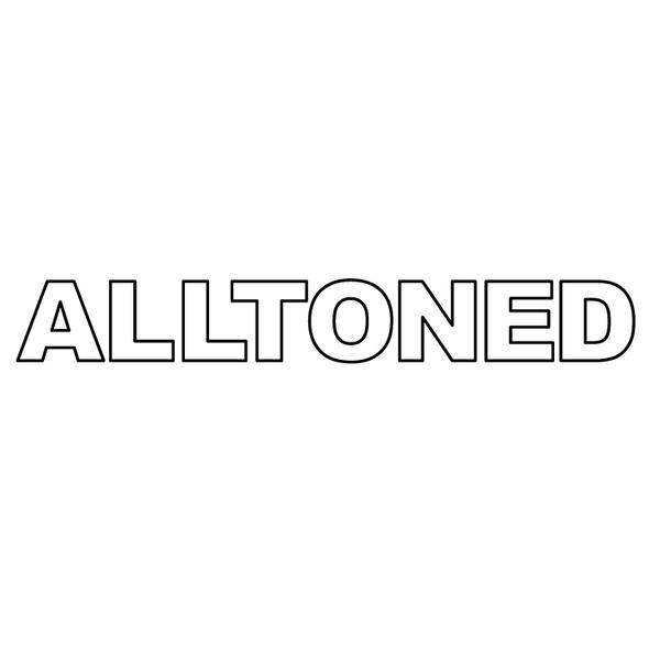 Alltoned Car Decal