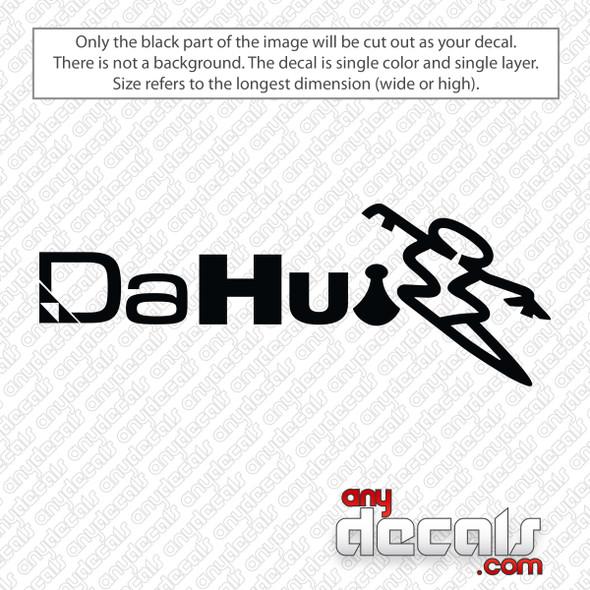 DaHui Modern Logo