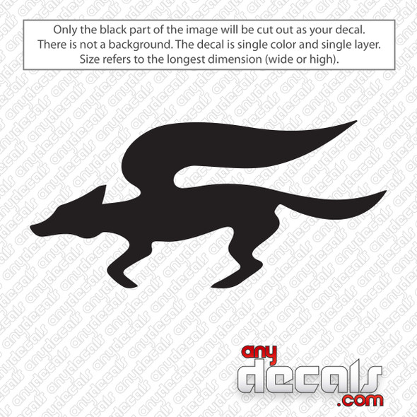 Star Fox Video Game Decal Sticker