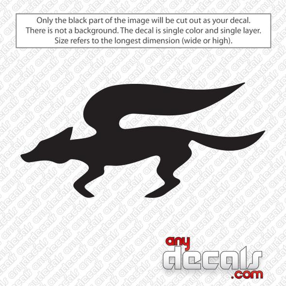 Star Fox Video Game Decal Sticker