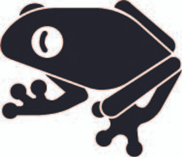 animal decals, amphibian decals, frog decals, car decals, car stickers, decals for cars, stickers for cars, window stickers, vinyl stickers, vinyl decals
