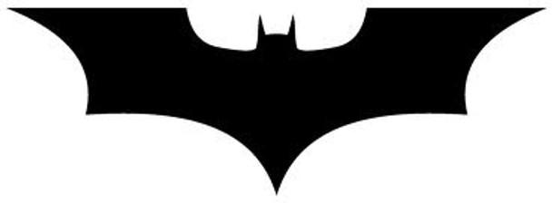 Batman Car Decal