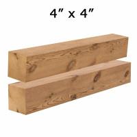 Cedar Lumber 4x4 Crafted By