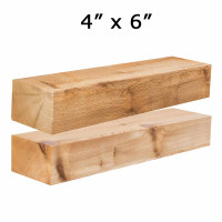 Cedar Lumber 4x6 Crafted By