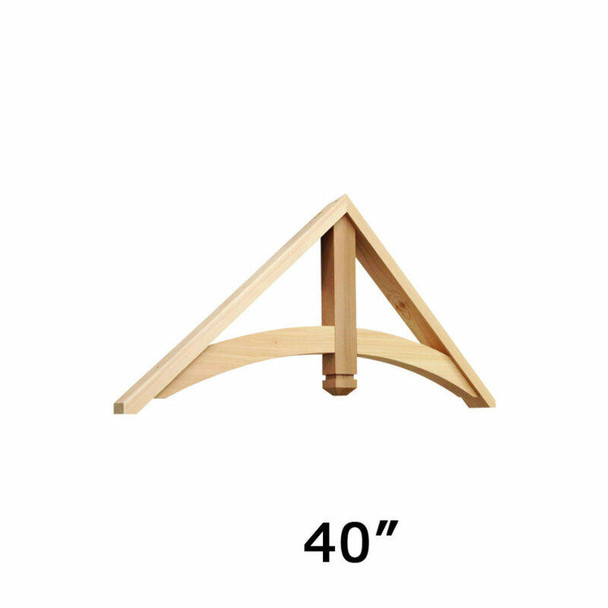 Gable Bracket 40T40MB Crafted By ProWoodMarket