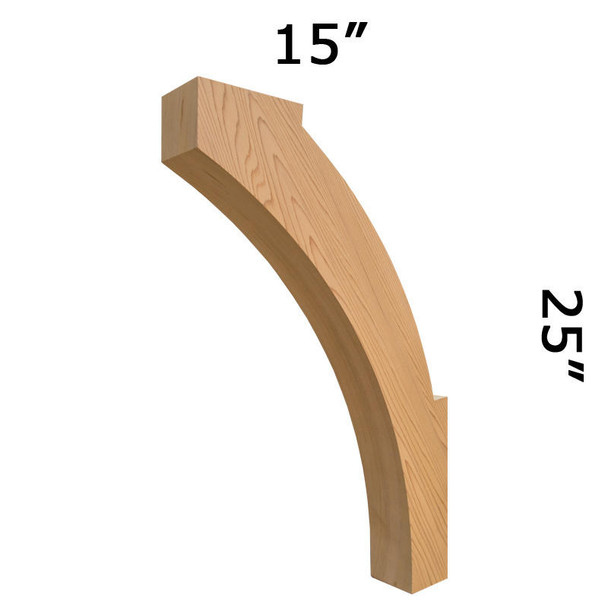 Wood Brace 71T5 Crafted By ProWoodMarket