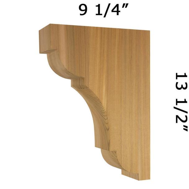 ProWoodMarket Wood Corbel 21T5