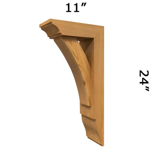 ProWoodMarket Wood Bracket 02T26